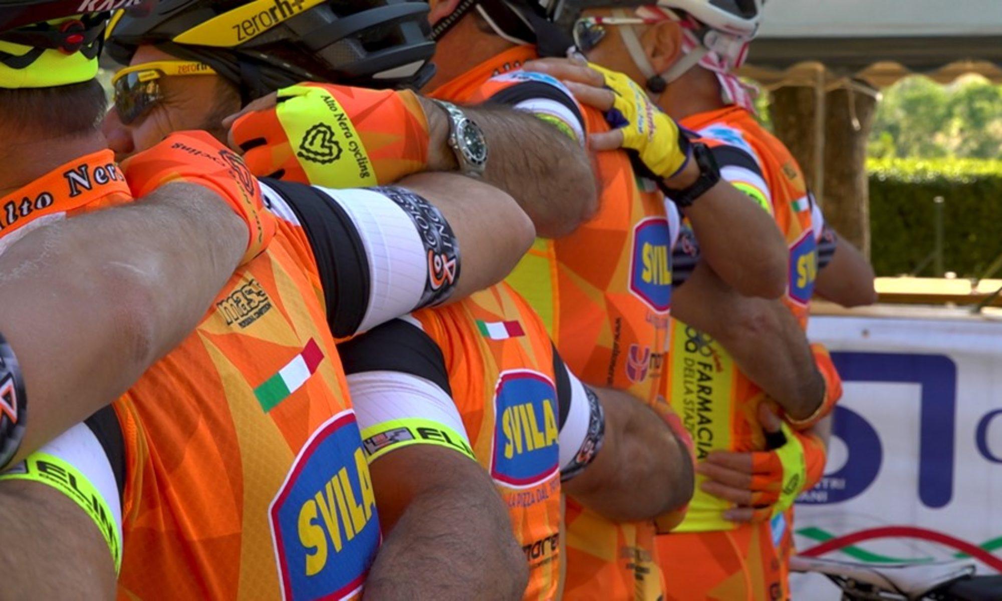 Alto Nera cycling